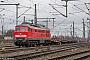 "LTS 0707 - DB Cargo ""232 472-1"" 22.01.2018 - Oberhausen, Rangierbahnhof WestRolf Alberts"