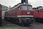 "LTS 0710 - DB AG ""234 475-2"" 21.09.1997 - Schwerin, BetriebswerkNorbert Schmitz"