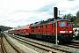 """LTS 0719 - Railion """"232 484-6"""" 02.04.2006 - Aue (Sachs)Klaus Hentschel"""