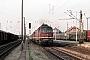 """LTS 0719 - DR """"132 484-7"""" 19.08.1988 - Neustrelitz, HauptbahnhofMichael Uhren"""