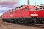 """LTS 0720 - Railion """"232 485-3"""" 04.01.2007 - Halle (Saale), Bahnbetriebswerk GIngo Wlodasch"""