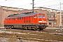 """LTS 0721 - Railion """"233 486-0"""" 02.02.2006 - Dresden-Friedrichstadt, BahnbetriebswerkTorsten Frahn"""