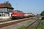 """LTS 0721 - Railion """"233 486-0"""" 01.08.2007 - PirachKonstantin Koch"""