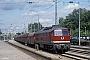 "LTS 0721 - DR ""232 486-1"" 24.08.1993 - Berlin-WannseeIngmar Weidig"
