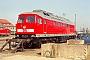 "LTS 0728 - DB Cargo ""233 493-6"" 15.03.2003 - Seddin, BetriebswerkHeiko Müller"