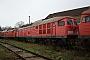 """LTS 0729 - Railion """"232 494-5"""" 23.11.2013 - Saalfeld (Saale)br232.com Archiv"""