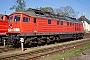 """LTS 0730 - Railion """"232 495-2"""" 15.04.2007 - Seelze, BetriebswerkThomas Wohlfarth"""