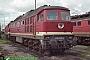 """LTS 0730 - DB AG """"232 495-2"""" 07.05.1997 - Cottbus, BetriebswerkNorbert Schmitz"""