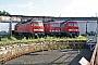 """LTS 0730 - DB Schenker """"232 495-2"""" 06.07.2009 - Halle (Saale), Betriebswerk GStephan Möckel"""