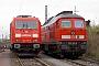 "LTS 0735 - Railion ""232 500-9"" 10.11.2005 - Magdeburg-RothenseeTorsten Frahn"