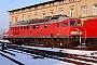 """LTS 0735 - DLFS """"232 500-9"""" 12.02.2013 - Wittenberge, Dampflokfreunde SalzwedelSidney Blume"""