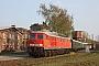 """LTS 0735 - DLFS """"232 500-9"""" 04.05.2013 - Wittenberge, Dampflokfreunde SalzwedelThomas Wohlfarth"""