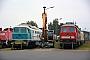 """LTS 0737 - DB Cargo """"232 502-5"""" 17.09.2016 - Cottbus, AusbesserungswerkOliver Wadewitz"""