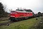 """LTS 0737 - DB Schenker """"232 502-5"""" 15.11.2010 - WittenburgStefan Thies"""