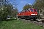 """LTS 0737 - DB Schenker """"232 502-5"""" 19.04.2011 - HorkaTorsten Frahn"""