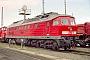 """LTS 0737 - DB Cargo """"232 502-5"""" 25.03.2001 - Rostock-Seehafen, BetriebswerkHeiko Müller"""