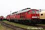 """LTS 0737 - DB Schenker """"232 502-5"""" 08.04.2015 - Cottbus, AusbesserungswerkIngo Wlodasch"""