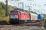 """LTS 0739 - DB Schenker """"232 906-8"""" 19.10.2012 - Duisburg-HochfeldRolf Alberts"""