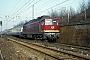 """LTS 0739 - DR """"234 504-9"""" 21.03.1993 - Berlin-RummelsburgD. Holz (Archiv Werner Brutzer)"""