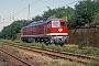 """LTS 0739 - DR """"234 504-9"""" 10.09.1992 - Berlin-RummelsburgD. Holz (Archiv Werner Brutzer)"""