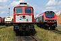 """LTS 0739 - DB Schenker """"232 906-8"""" 30.06.2015 - Cottbus, AusbesserungswerkNorman Gottberg"""