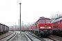 "LTS 0740 - Railion ""232 505-8"" 28.02.2011 - Saalfeld (Saale)Ralph Mildner"