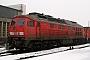 "LTS 0740 - Railion ""232 505-8"" 15.01.2009 - Seddin, BetriebswerkNorman Gottberg"