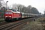 """LTS 0745 - Railion """"233 510-7"""" 08.03.2008 - UhystStefan Schumann"""
