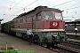 """LTS 0745 - DR """"232 510-8"""" 01.08.1992 - Cottbus, BahnhofNorbert Schmitz"""