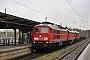 "LTS 0745 - DB Cargo ""233 510-7"" 15.04.2016 - NeustrelitzPaul Henke"