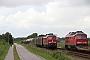 """LTS 0746 - DB Schenker """"233 511-5"""" 29.07.2015 - Risum-LintholmPeter Wegner"""