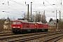 """LTS 0746 - DB Schenker """"233 511-5"""" 02.02.2016 - Coswig (b.Dresden)Steffen Kliemann"""