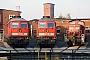 """LTS 0746 - DB Schenker """"233 511-5"""" 05.10.2015 - DB Fahrzeuginstandhaltung GmbH, Werk CottbusOliver Hoffmann"""