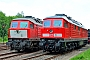 """LTS 0746 - DB Cargo """"233 511-5"""" 12.05.2018 - Schwarzenberg, VSETorsten Frahn"""