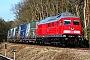 "LTS 0746 - DB Cargo ""233 511-5"" 06.04.2018 - Berlin-NikolasseeManfred Hintz"