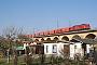 """LTS 0746 - DB Cargo """"233 511-5"""" 07.04.2020 - Leipzig-Wahren, Wahrener ViaduktAlex Huber"""