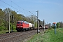 "LTS 0746 - DB Cargo ""233 511-5"" 20.04.2018 - bei Woltorf