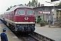 """LTS 0747 - DR """"132 512-5"""" 06.06.1988 - BüchenEdgar Albers"""