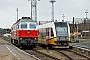 """LTS 0747 - DB Schenker """"232 512-4"""" 04.02.2016 - WęgliniecTorsten Frahn"""