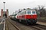 """LTS 0747 - DB Schenker """"232 512-4"""" 20.03.2016 - WęgliniecDirk Einsiedel"""