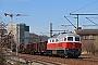 """LTS 0747 - DB Cargo """"232 512-4"""" 07.04.2018 - PirnaSven Hohlfeld"""
