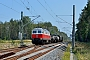 """LTS 0747 - DB Cargo """"232 512-4"""" 29.08.2018 - Horka, GüterbahnhofTorsten Frahn"""
