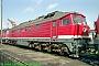 "LTS 0748 - DR ""232 513-2"" 30.04.1992 - Neubrandenburg, BetriebswerkNorbert Schmitz"