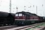 """LTS 0748 - DR """"132 513-3"""" 11.05.1990 - Neustrelitz, HauptbahnhofMichael Uhren"""