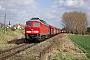 """LTS 0750 - Railion """"233 515-6"""" 13.03.2008 - RehmsdorfSteven Metzler"""