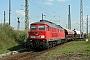 """LTS 0750 - Railion """"233 515-6"""" 22.04.2005 - Halle (Saale), GüterbahnhofDirk Einsiedel"""