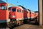 """LTS 0750 - DB Cargo """"233 515-6"""" 30.12.2015 - Sassnitz-Mukran (Rügen)Paul Tabbert"""