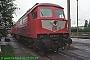 "LTS 0752 - DB AG ""232 517-3"" 22.05.1997 - Schwerin, BetriebswerkNorbert Schmitz"