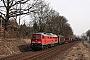 """LTS 0756 - DB Schenker """"233 521-4"""" 24.03.2010 - HaynsburgDirk Einsiedel"""