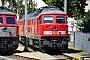 """LTS 0756 - DB Schenker """"233 521-4"""" 23.07.2013 - Cottbus, Ausbesserungswerkbr232.com Archiv"""